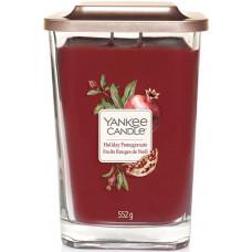 Yankee Candle Elevation Holiday Pomegranate 552g