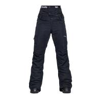 Horsefeathers LOTTE black zateplené kalhoty dámské - M