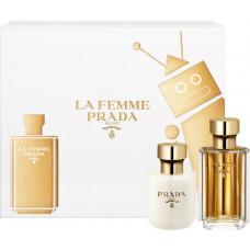 Prada La Femme W parfémovaná voda 50ml + BL 100ml