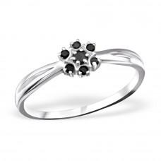 OLIVIE - stříbrný prsten 0233 Velikost prstenů: 6 (EU: 51 - 53)