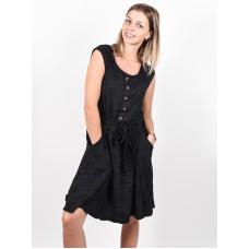 Alife and Kickin SCARLETTAK MOONLESS společenské šaty krátké - L