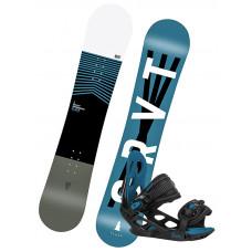 Gravity FLASH 3 dětský snowboardový set