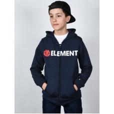 Element HORIZONTAL ECLIPSE NAVY dětská mikina - 14