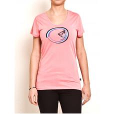 Vehicle WAVE LOSOS dámské tričko s krátkým rukávem - S