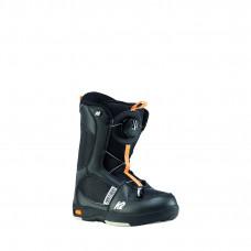 Dětské snowboardové boty K2 MINI TURBO black (2019/20) velikost: EU 28