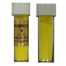 Sugarflair Jedlá prachová barva Primrose (prvosenka), 2g