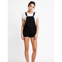 Element LEAVIN black společenské šaty krátké - 27