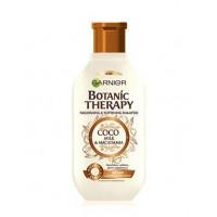Garnier Botanic Therapy Coco Milk & Macadamia vyživující šampon pro suché a hrubé vlasy 250ml