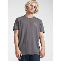Billabong PRISMBOARD CHAR pánské tričko s krátkým rukávem - L