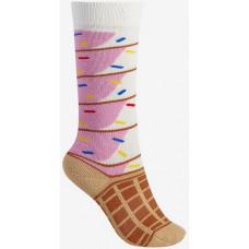 Burton YOUTH PARTY SWIRL kompresní ponožky - M-L