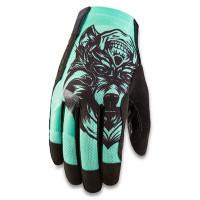 Dakine COVERT TRQ2F cyklistické rukavice - S