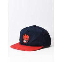 Spitfire BIGHEAD FILL NAVY/RED baseball čepice
