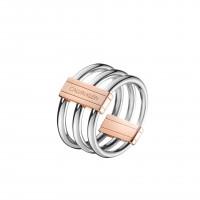 Prsten Calvin Klein In Sinc KJBDPR2001 Velikost prstenu: 54