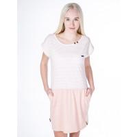 Alife and Kickin SHANNA candy stripes společenské šaty krátké - M