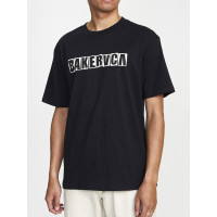 RVCA RANSOM black pánské tričko s krátkým rukávem - L
