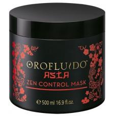 Orofluido Asia Zen Control Mask - Pečující maska na vlasy 500 ml