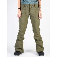 Dc VIVA BIO WASH BEETLE zateplené kalhoty dámské - XL