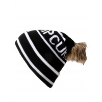 Rip Curl SLUFF JET BLACK dámská zimní čepice