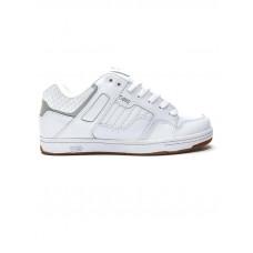 Dvs ENDURO 125 white/reflective/gum/nubuck pánské letní boty - 42,5EUR