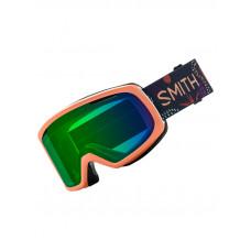Smith RIOT Salmon Bedrock | ChromaPop Ev dámské brýle na snowboard