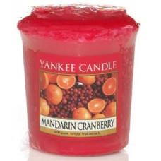 Yankee Candle votivní svíčka 49g Mandarin Cranberry
