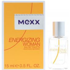 Mexx Energizing Woman toaletní voda Pro ženy 15ml
