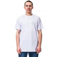 Horsefeathers TART white pánské tričko s krátkým rukávem - XXL