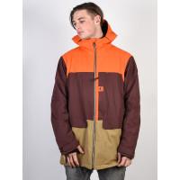 Ride Georgetown ACT3 15/1 BLACK CURRANT zimní bunda pánská - XL