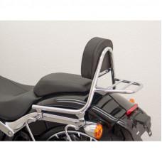 opěrka s nosičem Fehling Harley Davidson Dyna Breakout (FXSB) 2013-2017 chrom - Fehling Ernest GmbH a Co. 6196RGHD