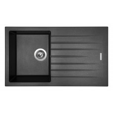 Sinks Kuchyňský dřez Perfecto 860 Metalblack