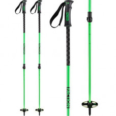 Teleskopické hůlky FACTION Agent green