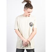 Burton TAPROOT PELICAN pánské tričko s krátkým rukávem - L