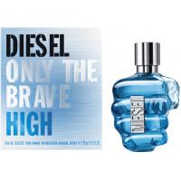Diesel Only The Brave High toaletní voda Pro muže 75ml