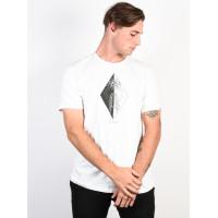 Element SOLAR BONE WHITE pánské tričko s krátkým rukávem - XL