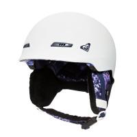 Roxy ANGIE SRT MEDIEVAL BLUE SPARKLES přilba na snowboard - M