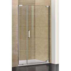 Aquatek PARTY B7 110 sprchové dveře do niky jednokřídlé 108-112 cm