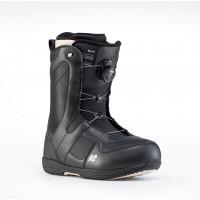 Dámské snowboardové boty K2 BELIEF black (2019/20) velikost: EU 39
