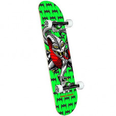 Skateboard POWELL PERALTA Cab Dragon One Off 7.5 • Green