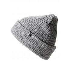 Billabong ARCADE grey heather pánská zimní čepice