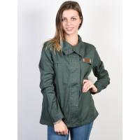 Roxy FREEDOM FALL DUCK GREEN jarní bunda dámská - M