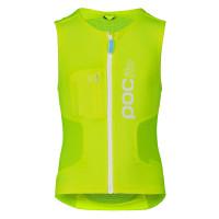 POC POCito VPD Air Vest fluorescent yellow/green ochrana na snowboard - S