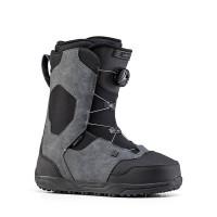 Ride Lasso Jr. BOA black dětské boty na snowboard - 36,5EUR
