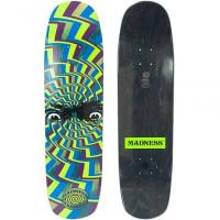Skate deska MADNESS Spun Out R7 8.375 green