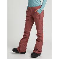 Burton VIDA ROSE BROWN zateplené kalhoty dámské - M