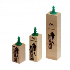 Sander difuzor dřevěný 3 - 95 mm