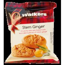 Walkers zázvorové sušenky 25g