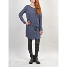 Billabong KIMI BLUE DAZE společenské šaty krátké - S