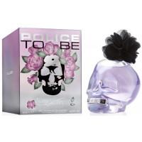 Police To Be Rose Blossom parfémovaná voda Pro ženy 125ml