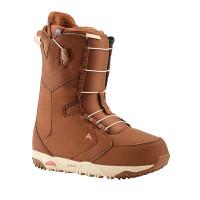 Burton LIMELIGHT BROWN SUGAR dámské boty na snowboard - 42EUR
