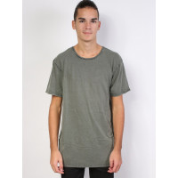 Quiksilver CLASSIC FADED TIME BZJ0 pánské tričko s krátkým rukávem - L